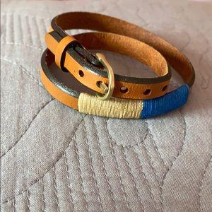 J. Crew Wrap bracelet
